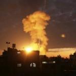 طيران الاحتلال يستهدف موقعين للفصائل الفلسطينية شرق جباليا وغربي غزة