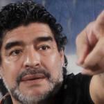 مارادونا يؤيد رئيس فنزويلا ويغطي كأس العالم من كراكاس
