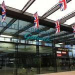 إخلاء مبنى في مطار جاتويك البريطاني كإجراء احترازي