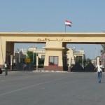 مصر تغلق الحدود مع غزة مؤقتا بسبب عطل في الاتصالات