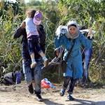 صربيا تعتقل 8 أشخاص بتهمة تهريب مهاجرين إلى المجر