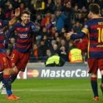 بيكيه لاعب برشلونة يتمنى مواجهة جوارديولا في نهائي دوري الأبطال