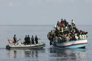 انتشال نحو 1200 مهاجر قبالة ليبيا أثناء إبحارهم إلى إيطاليا