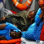 سفينة تجارية إيطالية تنقذ 26 مهاجرا قبالة سواحل ليبيا