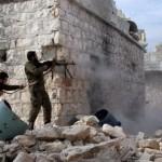 7 قتلى في اشتباكات بين فصيلين مسلحين شمال سوريا