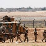 إصابة خمسة من عناصر الشرطة التركية خلال مداهمة مخبأ لتنظيم