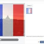 فيسبوك يدعم باريس بتغيير صورة البروفايل