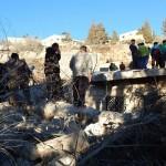 الاحتلال الإسرائيلي يقتحم مدينة نابلس ويفجر منازل أسرى فلسطينيين