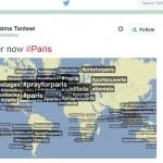 ما بين التضامن والشماتة.. تفجيرات باريس الإرهابية تشعل