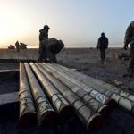 أوكرانيا تلوح بإعادة المدفعية إلى حدودها الشرقية حال تصاعد القتال