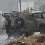 إصابة رجل أمن فلسطيني خلال محاصرة الاحتلال مقر الأمن الوقائي في نابلس