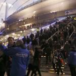 وقف الأنشطة الرياضية في باريس عقب الهجمات الإرهابية