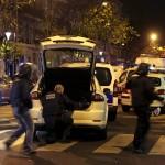 عاجل  الشرطة الفرنسية تحرر عددا من الرهائن المحتجزين في قاعة باتاكلان