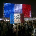 إسرائيل تزود فرنسا بمعلومات عن منفذي هجمات باريس