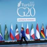 قادة مجموعة العشرين يتفقون على اعتبار المهاجرين مشكلة عالمية