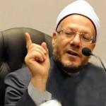 مفتي مصر: نحترم حرية التعبير لكننا نقدر الاستقرار أيضا