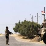 استشهاد شرطي مصري وإصابة 4 بتفجير في سيناء