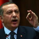 أردوغان يتوعد مؤيدي