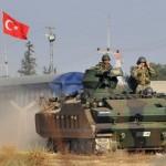 تركيا تسحب عددا من قواتها بناء على طلب أمريكي