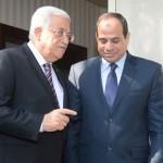 السيسي يطمئن هاتفيا على صحة عباس
