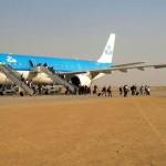 هولندا تمنع طائرة من الإقلاع بعد تلقي تهديدات عبر