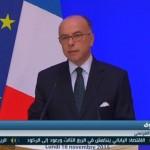 فيديو  وزير الداخلية الفرنسي: هناك حرب ضدنا ولا خيار سوى المواجهة