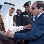 الرئيس المصري يهنئ العاهل السعودي بحلول شهر رمضان