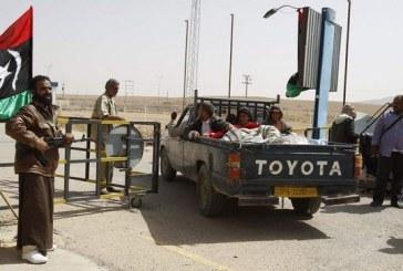 تونس تعيد فتح حدودها البرية مع ليبيا
