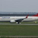 الخطوط الجوية التركية تعلق رحلاتها إلى ثلاث مدن عراقية