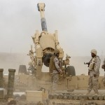 القوات السعودية تصد هجوما لميليشيات الحوثي قبالة نجران