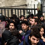 اشتباكات بين الشرطة وطلاب موالين للأكراد في أنقرة