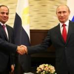 السيسي يبدأ اليوم زيارة رسمية إلى روسيا تستغرق 3 أيام