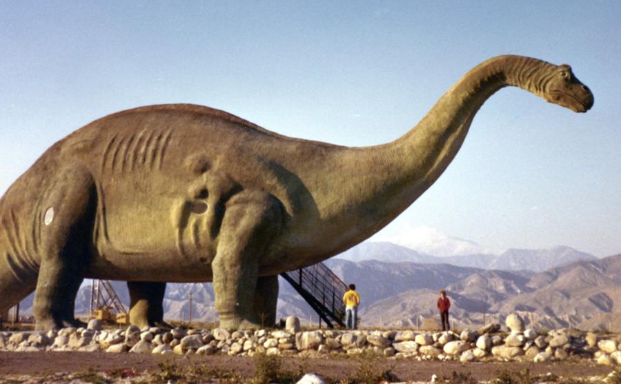 آثار أقدام الديناصورات تكشف أسرارا جديدة عن حياتها قناة الغد