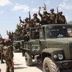 الجيش السوري يتقدم في معركة تدمر