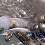 اليابان تفرغ مياه فوكوشيما المعالجة في البحر
