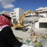 جرافات الاحتلال تهدم 4 منشآت سكنية في جنوب أريحا