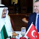 أردوغان يتوجه إلى السعودية