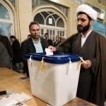 فيديو مؤشرات أولية بتقدم الإصلاحيين في الانتخابات التشريعية الإيرانية