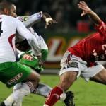 المقاصة يعود لصدارة الدوري المصري وبتروجيت يحقق فوزه الثاني
