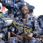 استشهاد 5 من أفراد الشرطة السودانية في مطاردة مهربين