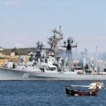 سفينة حربية روسية نفذت عملية «غير آمنة» قرب سفن أمريكية