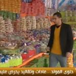 فيديو  مظاهر احتفال المصريين بالمولد النبوي