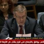 فيديو| قرار مجلس الأمن بشأن سوريا خطوة على درب شائك