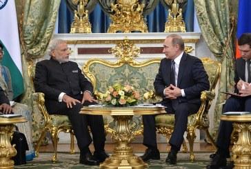 """الهند وروسيا.. غزل """"عسكري"""" بين أكبر """"نوويتين"""" في آسيا"""