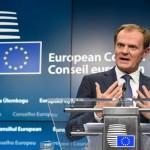 توسك يلغي زيارة للشرق الأوسط بسبب مفاوضات خروج بريطانيا