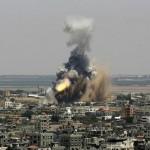 استشهاد فلسطيني في غارة إسرائيلية بالضفة الغربية