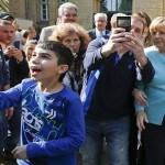 ألمانيا تعتمد 17 مليار يورو من أجل اللاجئين في 2016