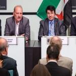 المعارضة السورية لم تحدد موقفها من حضور اجتماع دي ميستورا