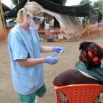 الإيبولا تعود إلى ليبيريا بعد إعلان خلوها من الفيروس