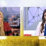 فيديو| مريم زقوت.. ثاني أفضل امرأة عربية في العمل الأهلي